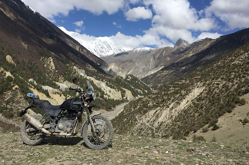 Manand Ride and Hike
